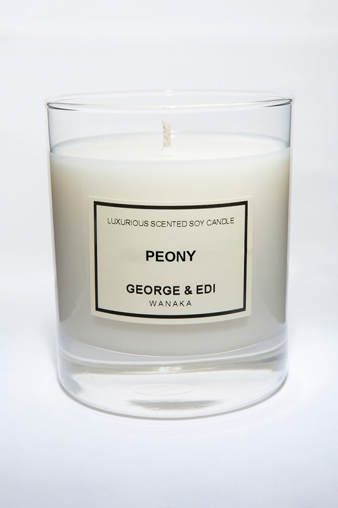 George & Edi - Soy Candle Large