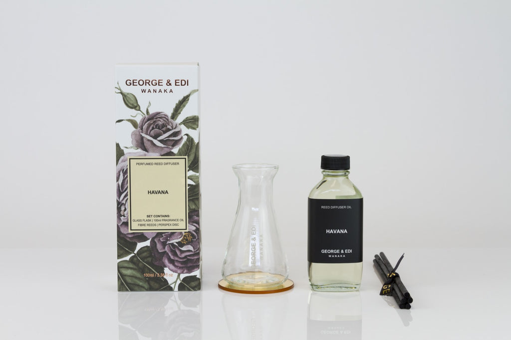 George & Edi - Reed Diffuser Set