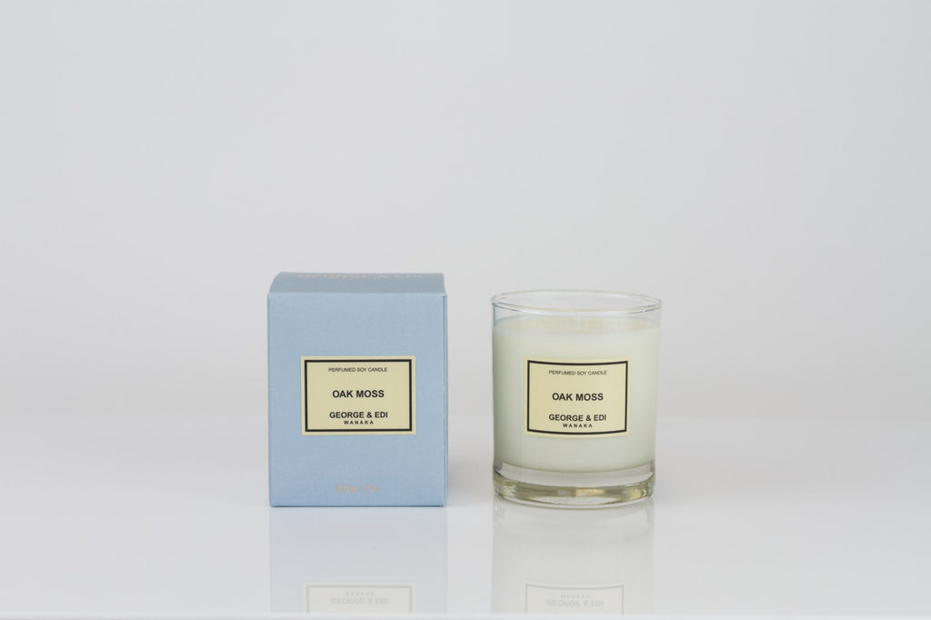 George & Edi - Soy Candle Standard