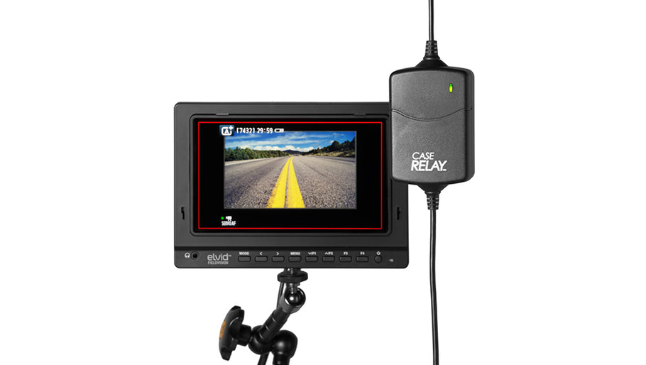 Powering LED Lights, Atomos Video Monitors, Sony Cameras, and More with a USB Battery Pack