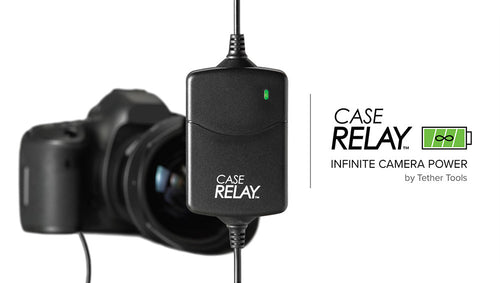 Case Relay Camera Power System