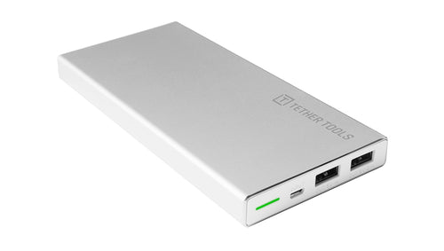 Rock Solid External Battery Pack (10,000 mAh)