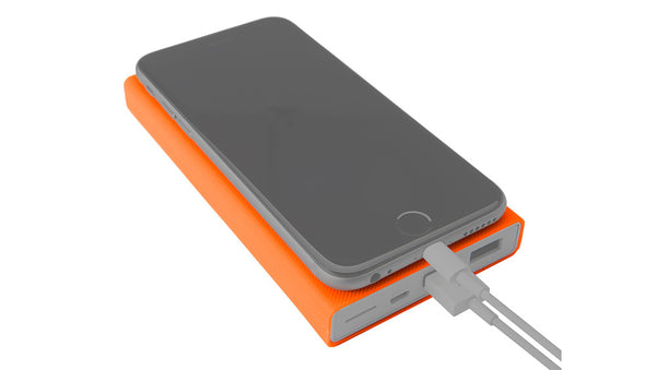 Protective Silicone Sleeve for Rock Solid External Battery Pack