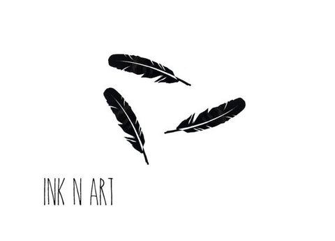 feather-bird-temporary-tattoo