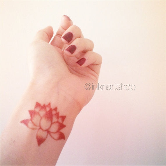 lotus-temporary-tattoo
