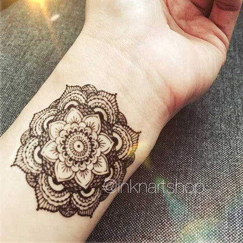 mandala-boho-temporary-tattoo
