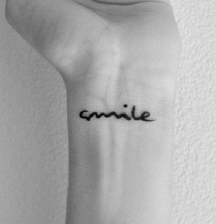 smile-temporary-tattoo