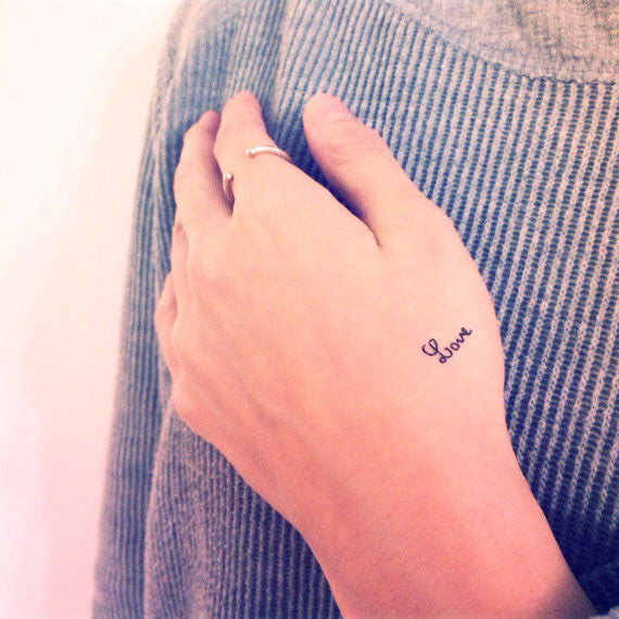tiny-love-finger-temporary-tattoo