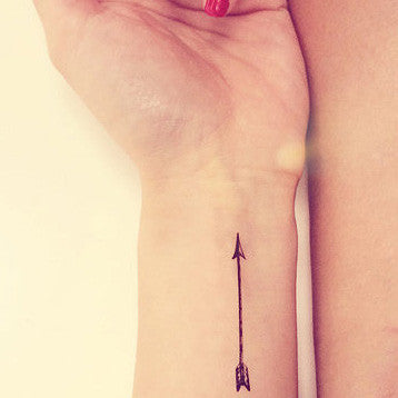 vintage-arrow-temporary-tattoo