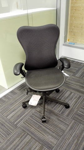 Herman Miller Mirra 2 in Black (*Rarely Available)