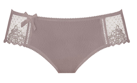Empreinte Erin Shorty Brief in Noisette