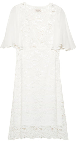 By Ti Mo LA Dress in Vintage White