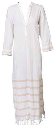 One Season Capri Stripe Cruise Dress