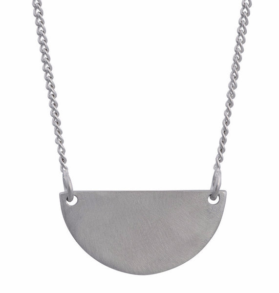 Nordahl Andersen Jewellery Half Silver Necklace