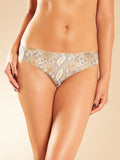 Chantelle Irresistible Brazilian Brief in Python Print