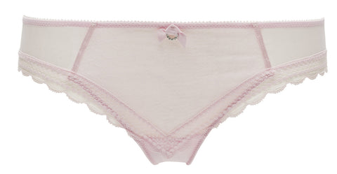 Chantelle Lingerie C-Chic Sexy Brazilian Brief in Candy Pink