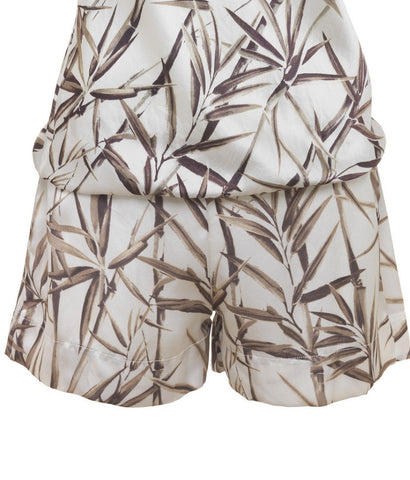 Mimi Holliday Cap Ferrat Silk Shortie