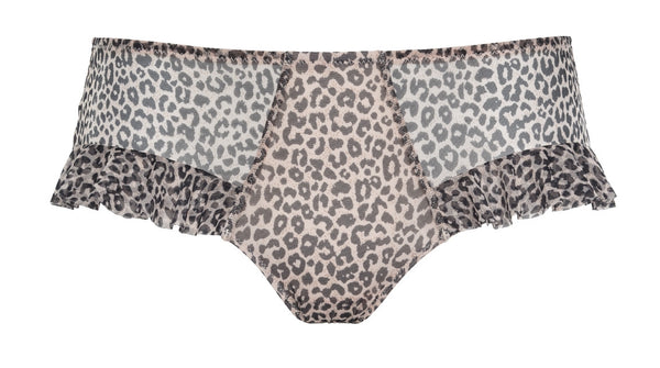 Chantal Thomass Capricieuse Shorty Brief in Pink Panther