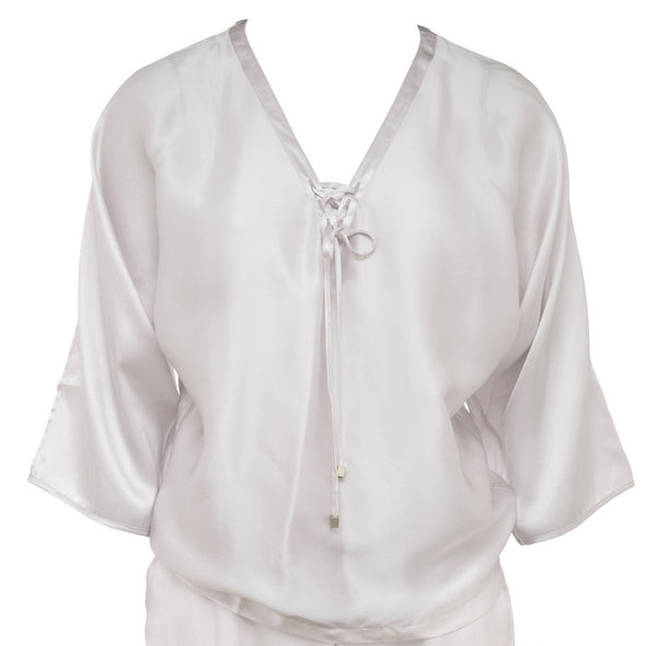 Mimi Holliday Barbados Silk V Top