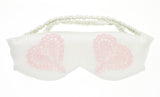 Mimi Holliday Fun House Silk Eye Mask