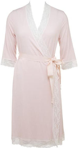 Mimi Holliday Sorbet Gown in Ice Pink