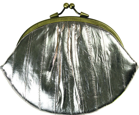 Becksondergaard Granny Purse in Dark Silver