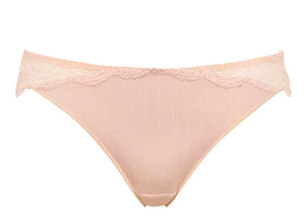 Maison Lejaby Insaisissable Brief in Rose Pink