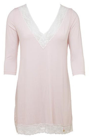 Mimi Holliday Sorbet Tunic in Ice Pink