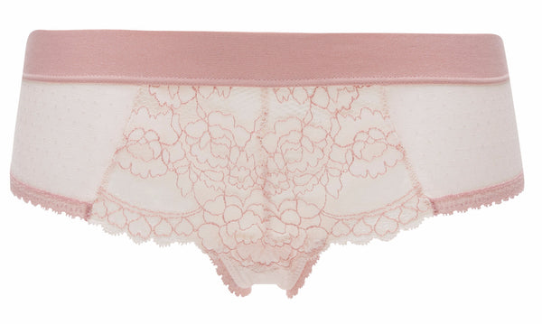 Passionata Bloom Shorty Brief in Delicate Rose