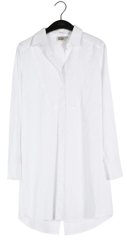 Twist & Tango Shannon Cotton Shirt in White