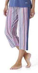 DKNY Spring Forward Capri in Multi Stripe