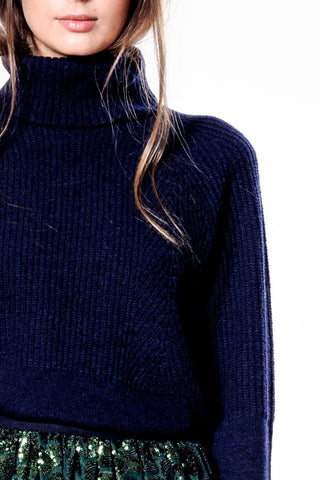 Bellerose Ansbach Sweater in Navy