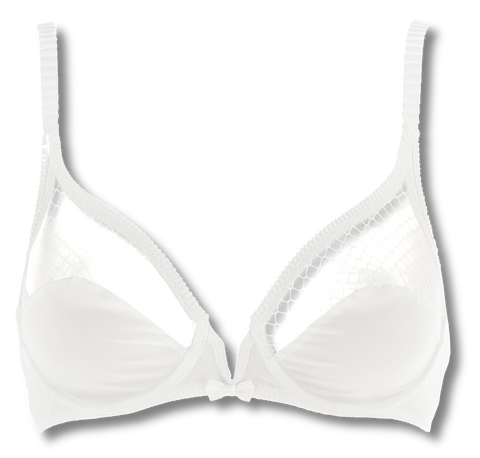 Rosy Lingerie Etincelle Underwired Bra in Ivory