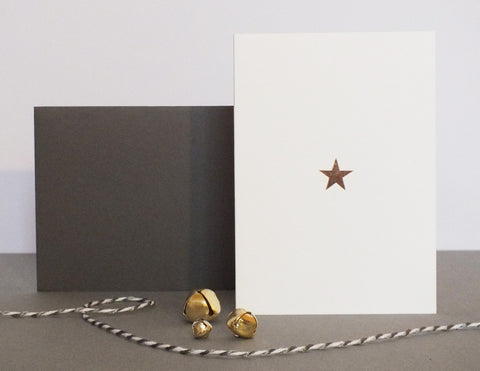 Dear To Me Star Greetings Card