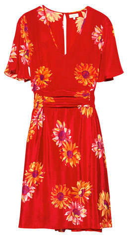 By Ti Mo Sunflower Dress