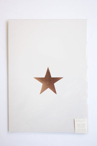 Dear To Me Star Wall Art