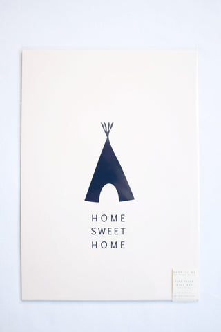 Dear To Me Home Sweet Home Wall Art