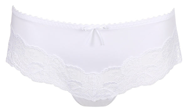 Prima Donna Delight Shorty Thong in White