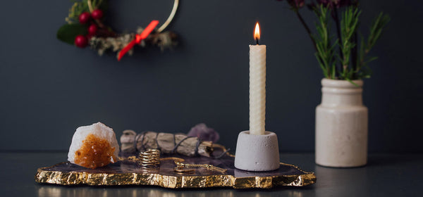 Create calm amidst the Christmas chaos