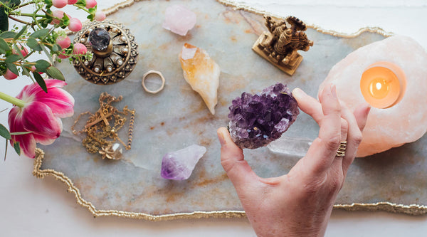 Sacred space – how to create yours