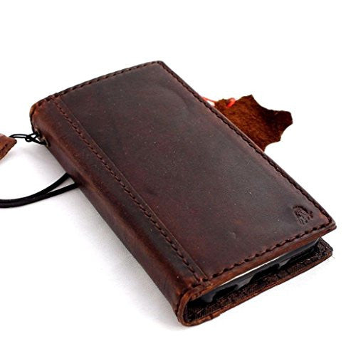 genuine vintage leather case for samsung galaxy s4 cover purse pouch 4s book wallet stand 4 S GASIP