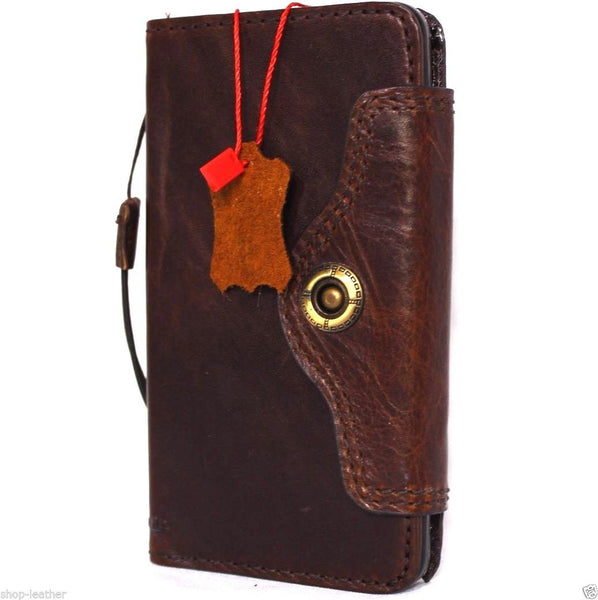genuine real leather Case fit for Samsung Galaxy note 5 book wallet luxury cover 5 slim daviscase au
