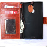 genuine oiled cow Leather case Cover Nokia Lumia 1520 Pouch Wallet Phone skin luxury au free shipping
