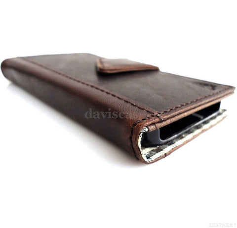 genuine real leather Case for Lg Optimus L9 book wallet handmade skin slim  768 767 free shipping