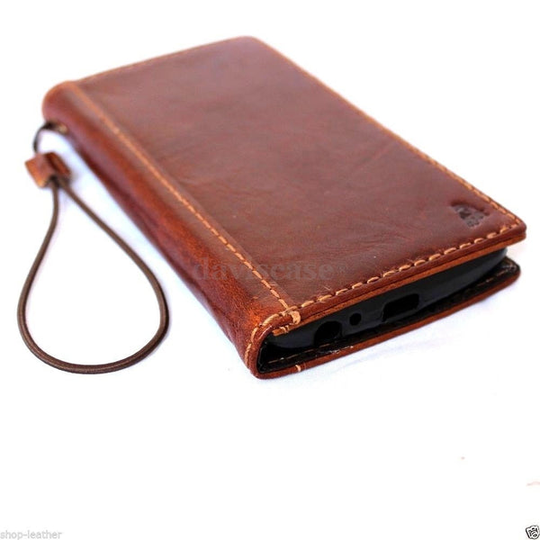 genuine Leather hard case Cover Nokia Lumia 1020 Pouch Wallet Phone skin Flim Clip id free shipping
