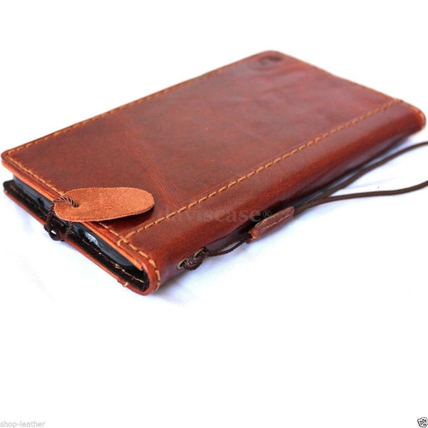 genuine oiled leather hard case for Galaxy NOTE 3 LEATHER CASE  cover purse book pro wallet stand  flip free shipping luxury au