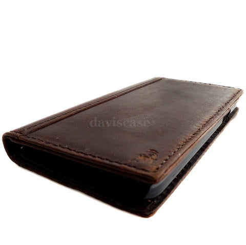 Case genuine Leather Cover Nokia Lumia 1020 Pouch Wallet Phone skin Flip Clip id free shipping