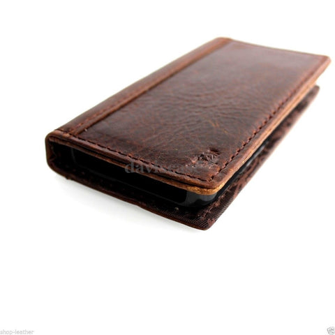 genuine italy leather case for nokia lumia 920 cover book wallet credit card magnet luxurey uk