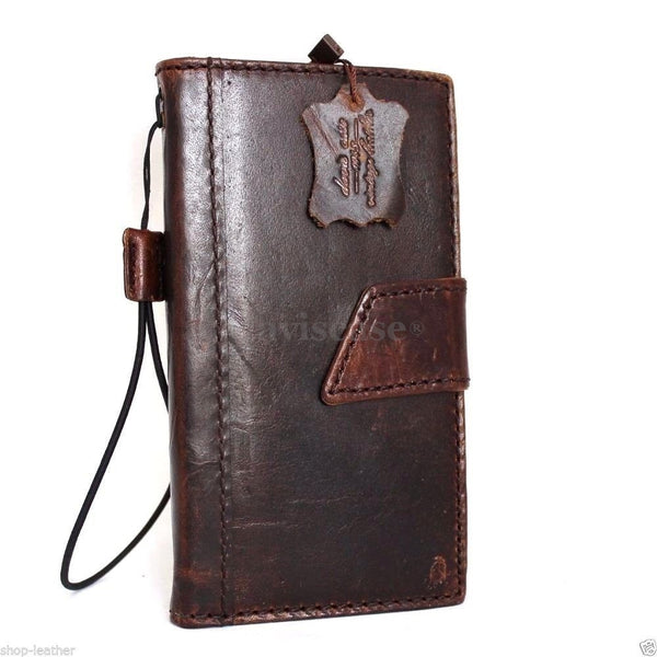 genuine italian leather case for nokia lumia 930 cover book wallet credit card magnet luxurey new