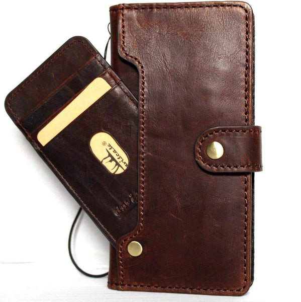 Genuine vintage leather case for samsung galaxy note 8 book wallet book closure cover wireless charging cards slots holder slim Jafo R